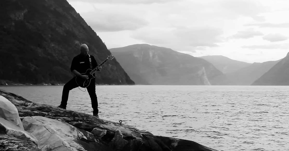Vreid y el vídeo de 'Når Byane Brenn'