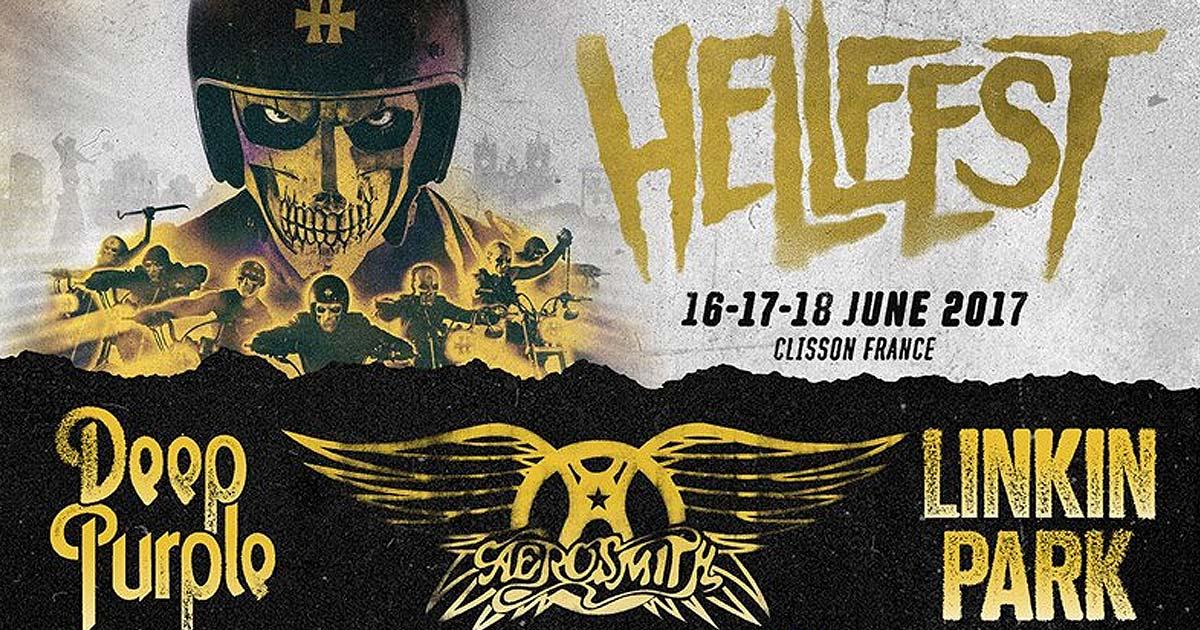 Cartel del Hellfest 2017