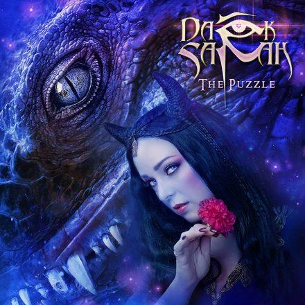 Dark Sarah 'The Puzzle'