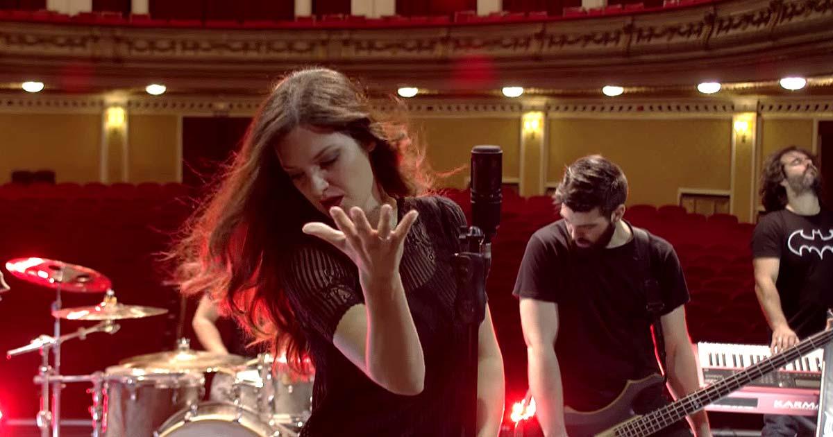 Diabulus In Musica y el vídeo de 'Invisible'