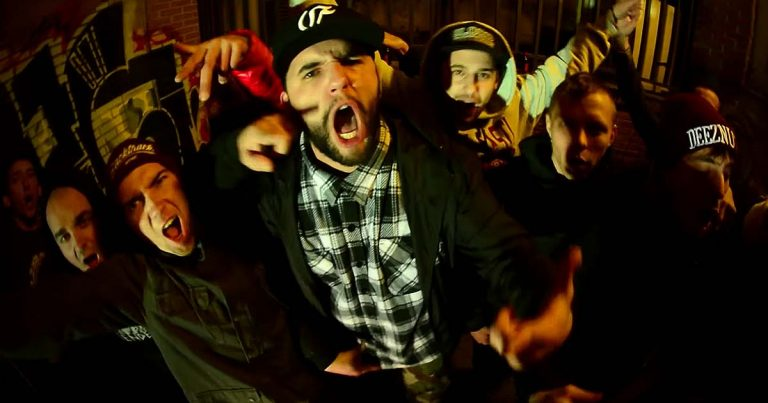 Drop! y el vídeo de 'Tied up to This World'