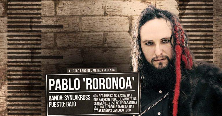 El otro lado del metal (LVIII): Pablo 'Roronoa'
