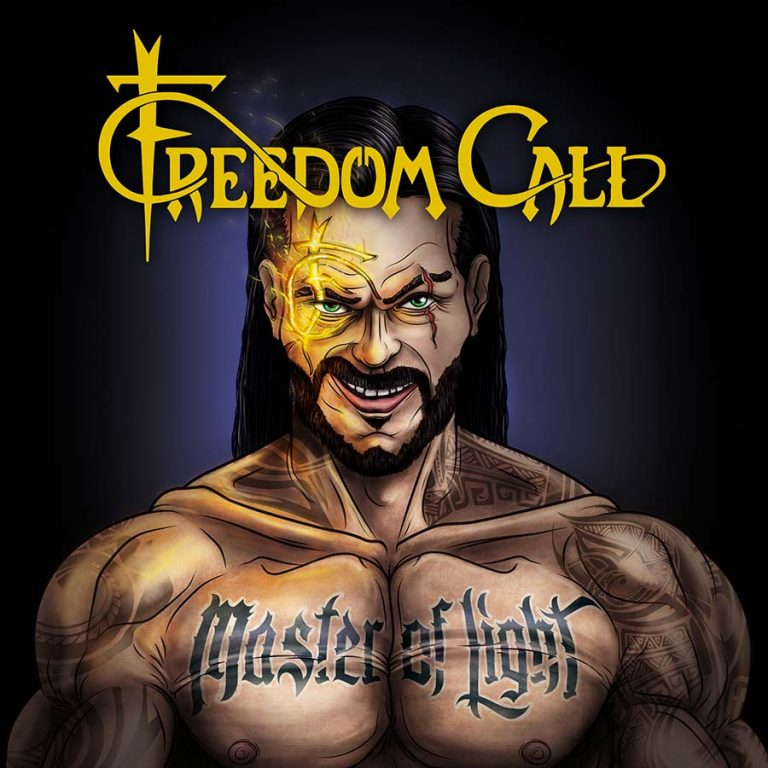 Freedom Call 'Master Of Light'