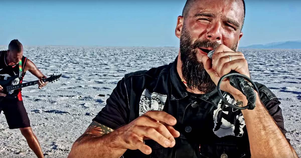 Killswitch Engage y el vídeo de 'Cut Me Loose'