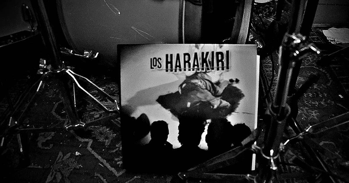 Nuevo disco de Los Harakiri