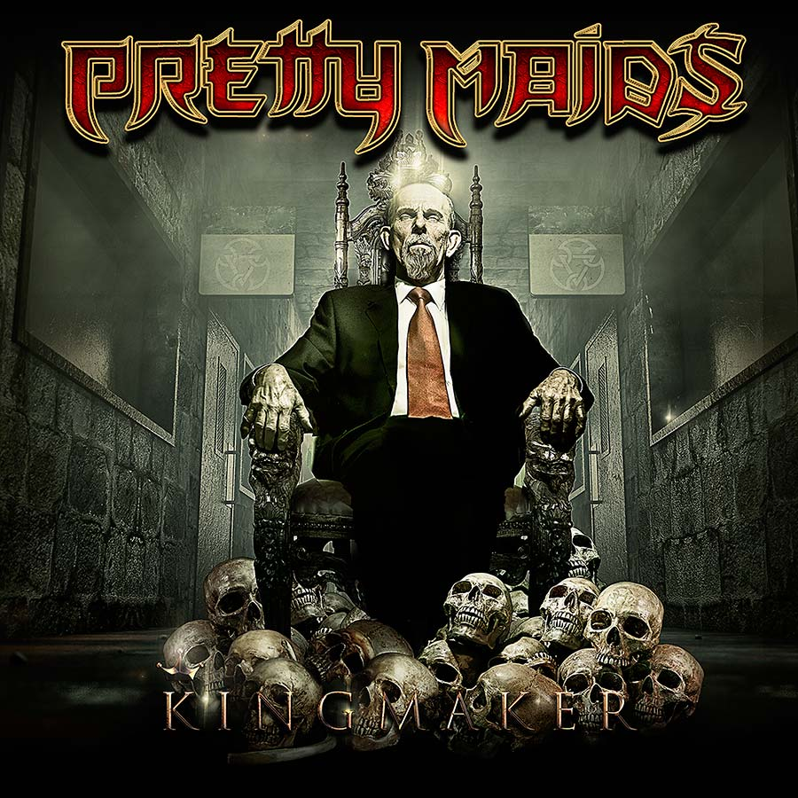 Pretty Maids 'Kingmaker'
