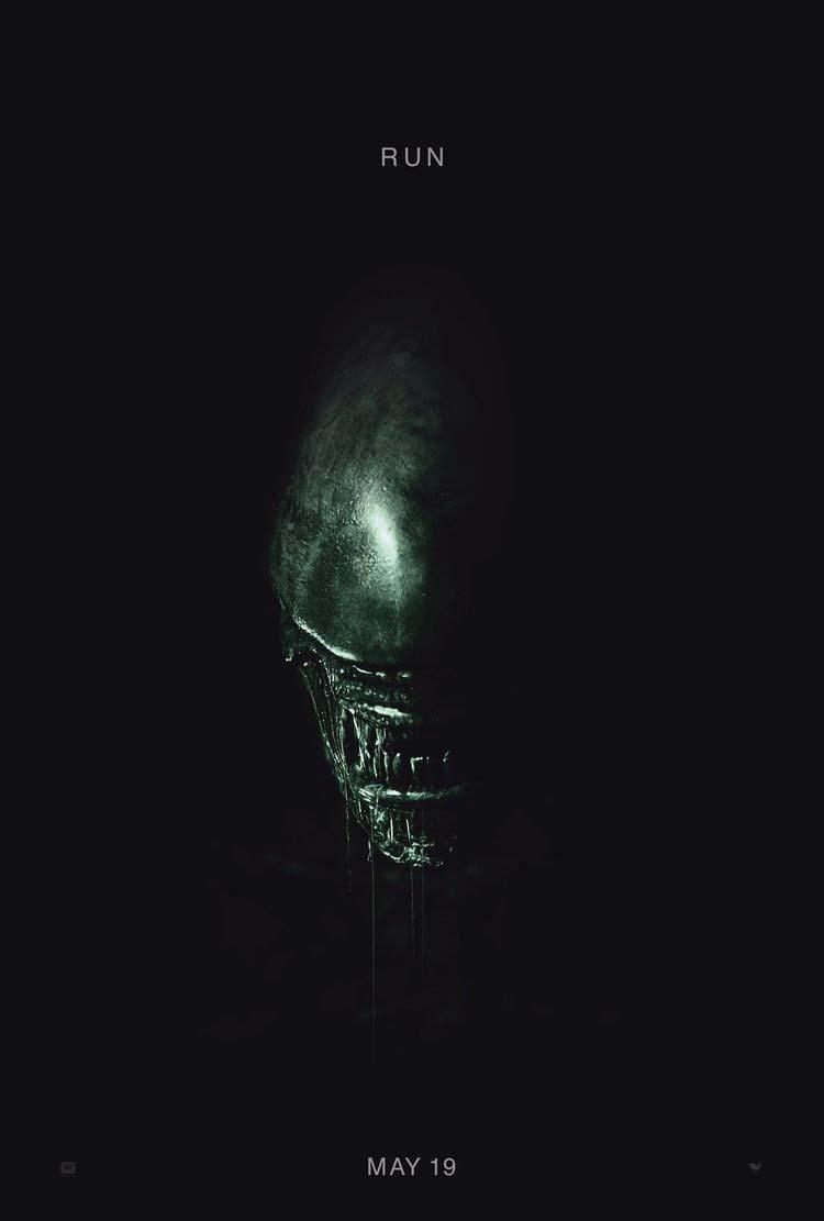 Primer poster de Alien: Covenant y fecha de estreno