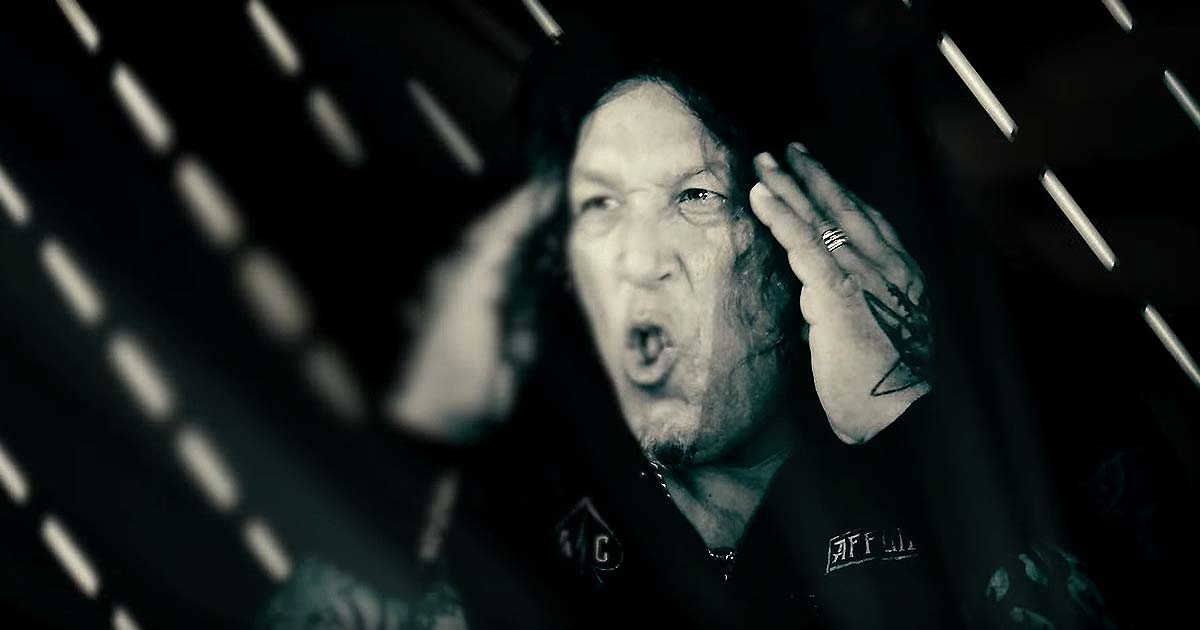 Testament y el vídeo de 'The Pale King'