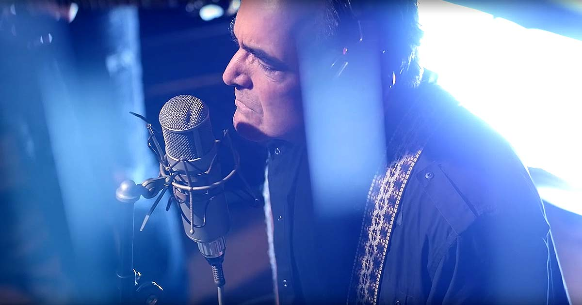 The Neal Morse Band y el vídeo de 'The Man in the Iron Cage'