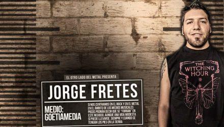 El otro lado del metal (LX): Jorge Fretes