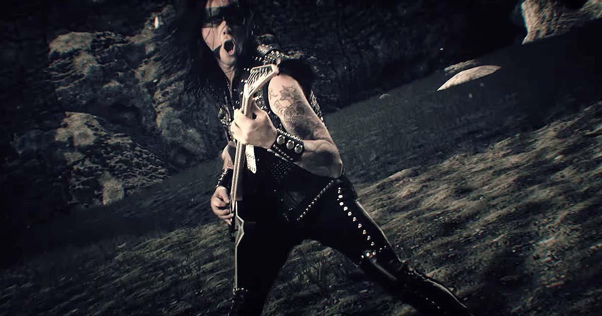Firewind y el vídeo de 'Ode To Leonidas'