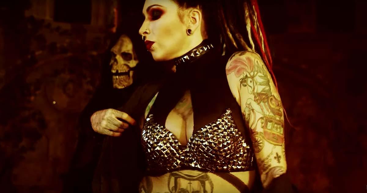 Grave Digger y el vídeo de 'Healed By Metal'