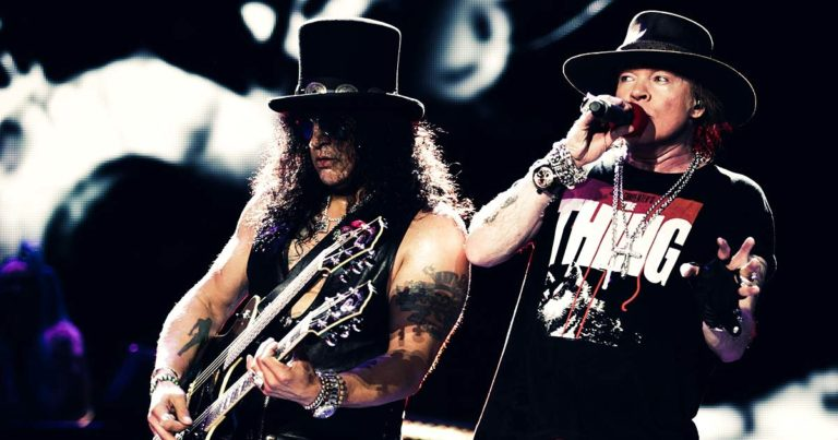 La reunión de Guns N' Roses anuncia fechas en España. Entradas a la venta el jueves