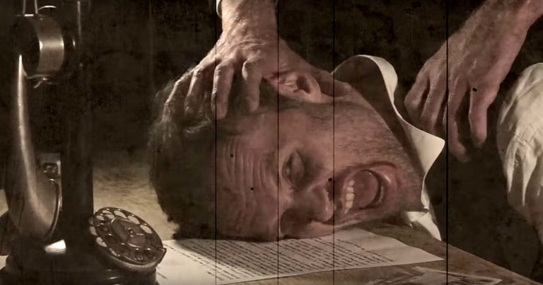 Malemort y el vídeo de 'Cabaret Voltaire'
