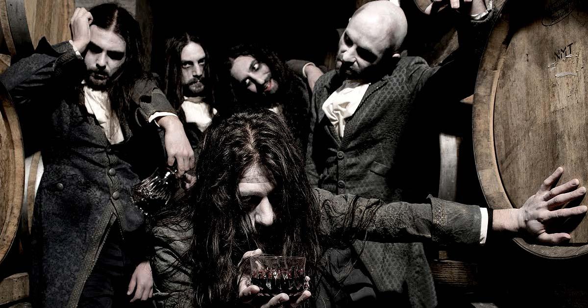 Se acercan las fechas de Fleshgod Apocalypse por España