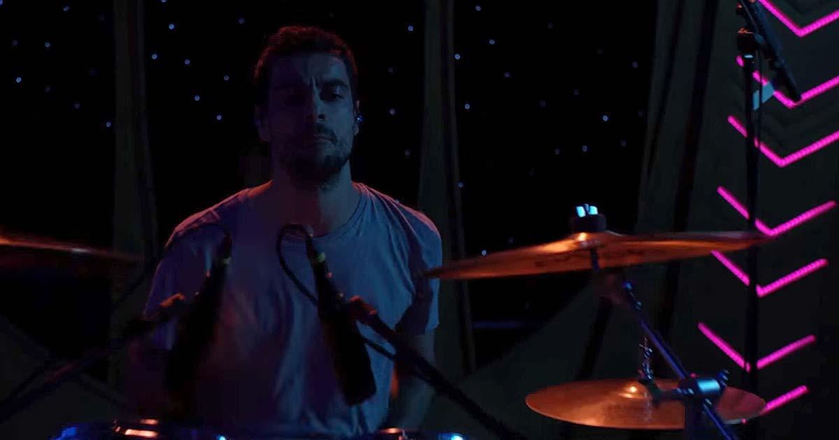 Toundra y el vídeo de 'Kitsune' (Bodeville Session)