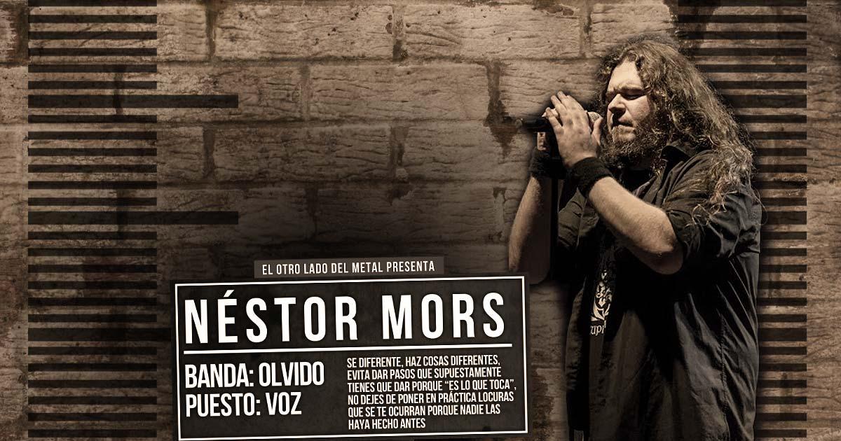 El otro lado del metal (LXIII): Néstor Mors