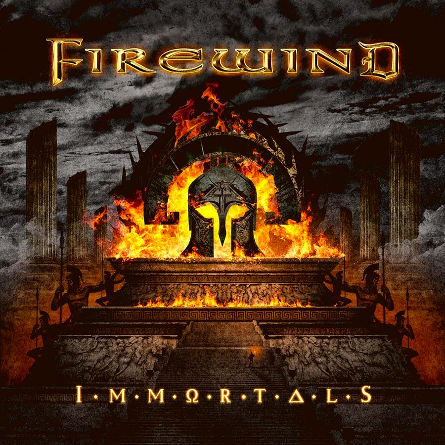 Firewind 'Immortals'