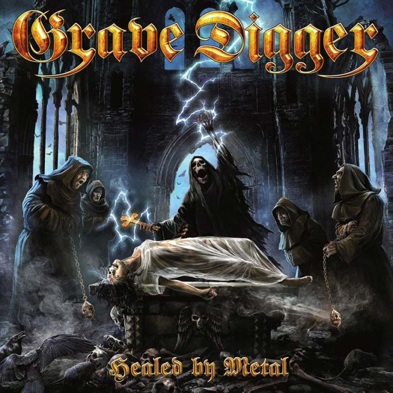Grave Digger 'Healed By Metal'