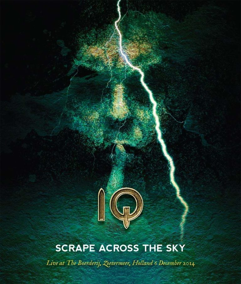 IQ 'Scrape Across The Sky'