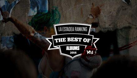 Los mejores discos de 2016 (V)