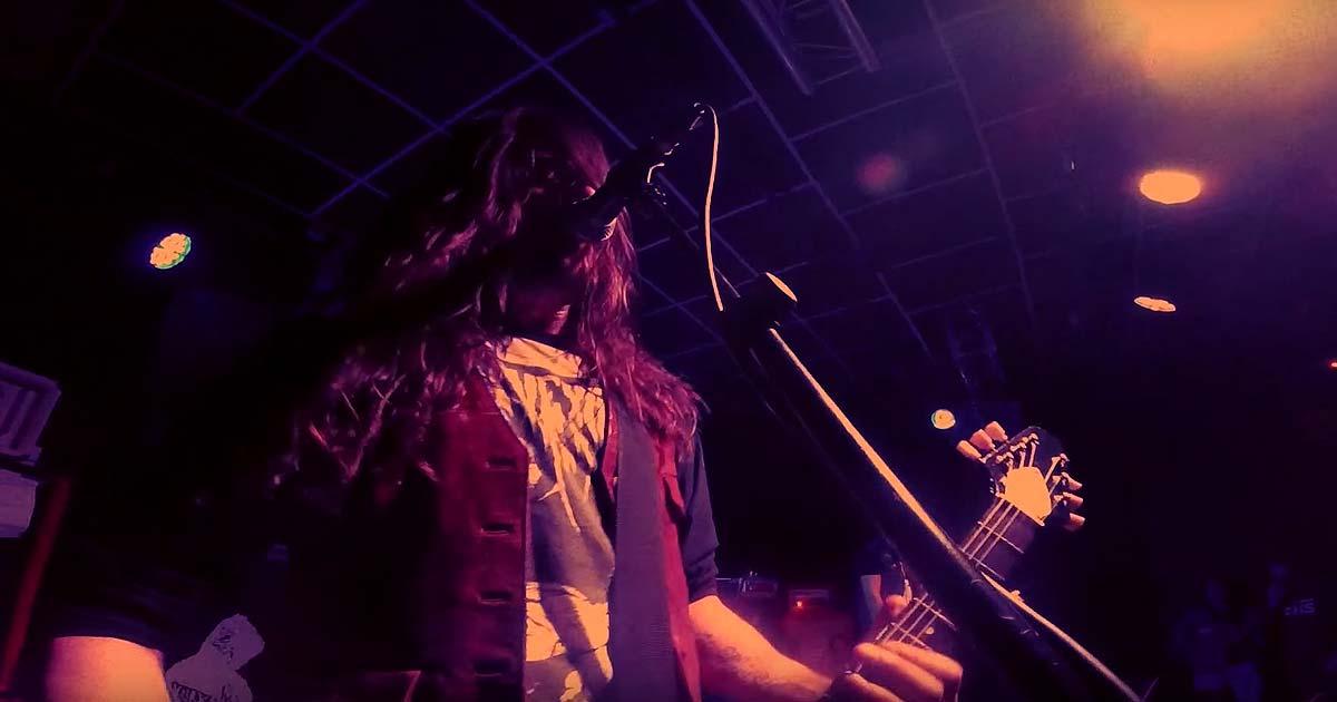 Monolord y el vídeo de 'Lord Of Suffering' (Live)
