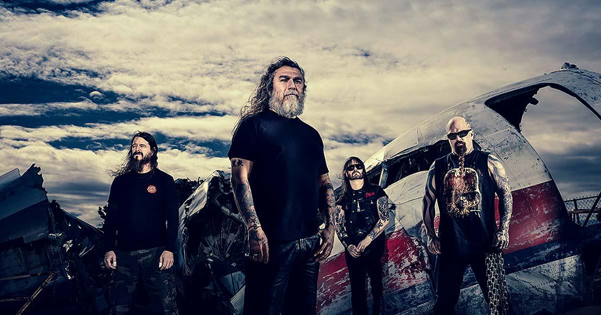 Slayer vuelven otra vez de visita a España. Un par de fechas en Madrid y A Coruña