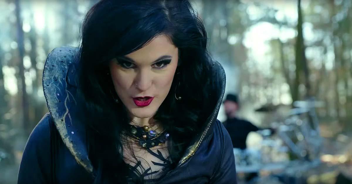 Xandria y el vídeo de 'Call Of Destiny'