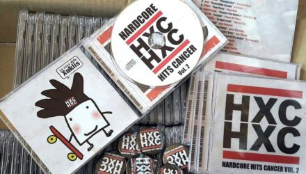 Ya disponible 'Hardcore Hits Cancer vol 2'