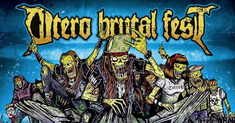Cartel y detalles del Otero Brutal Fest 2017
