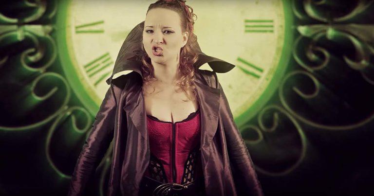Edenbridge y el vídeo de 'The Moment Is Now'