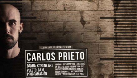 El otro lado del metal (LXVI): Carlos Prieto