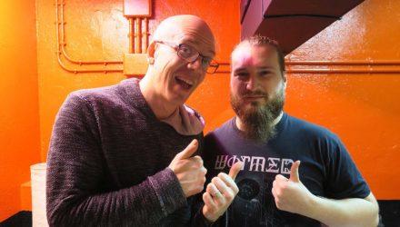 Entrevista con Devin Townsend