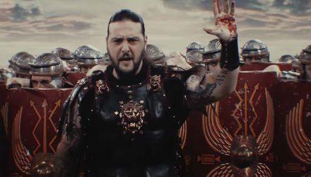 Ex Deo y el vídeo de 'The Roman' (sin censura)