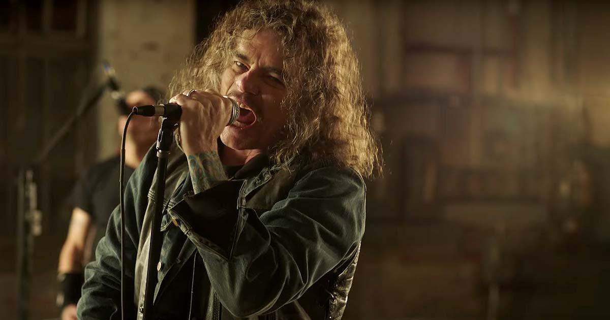 Overkill y el vídeo de 'Goddamn Trouble'