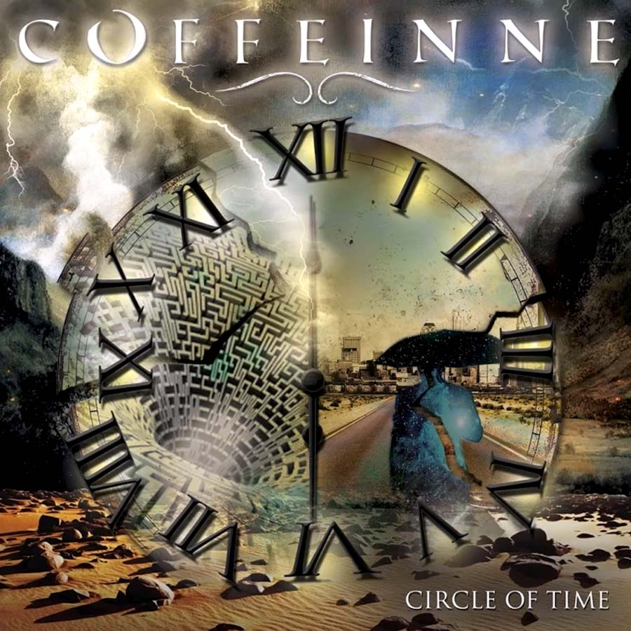 Coffeinne 'Circle of Time'