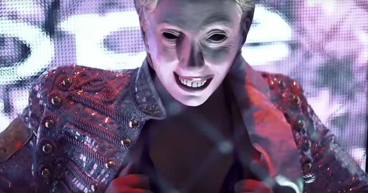 Dope y el vídeo de 'Thieves' con Andy LaPlegua (Combichrist)