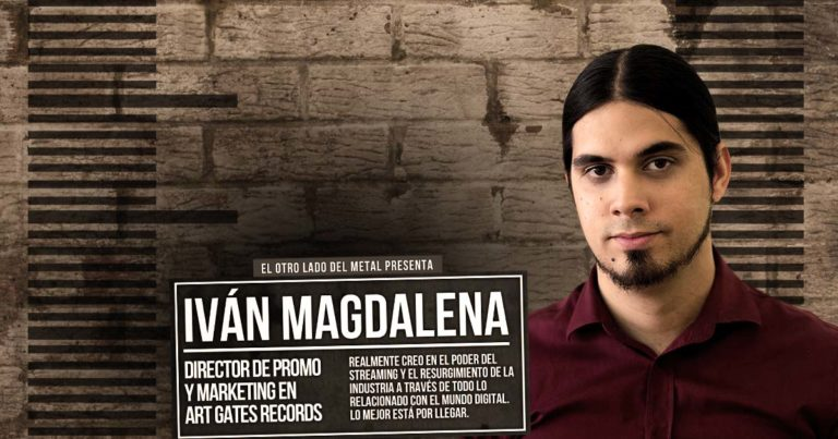El otro lado del metal (LXX): Iván Magdalena
