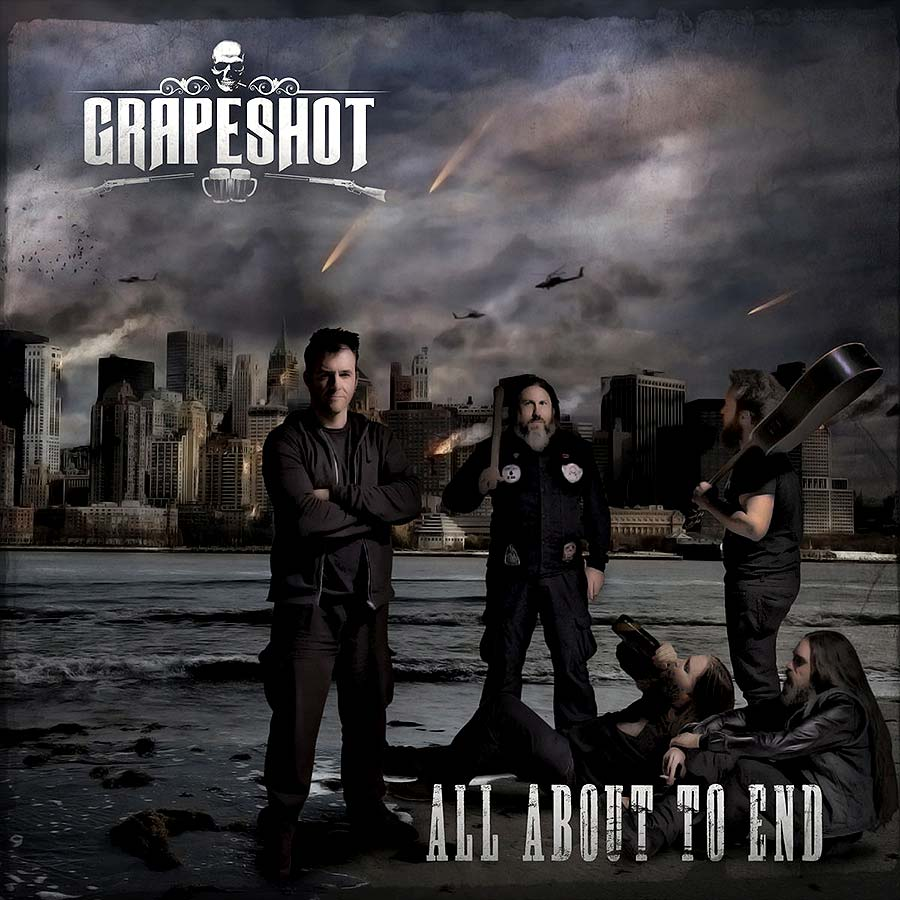 Grapeshot 'All About To End'