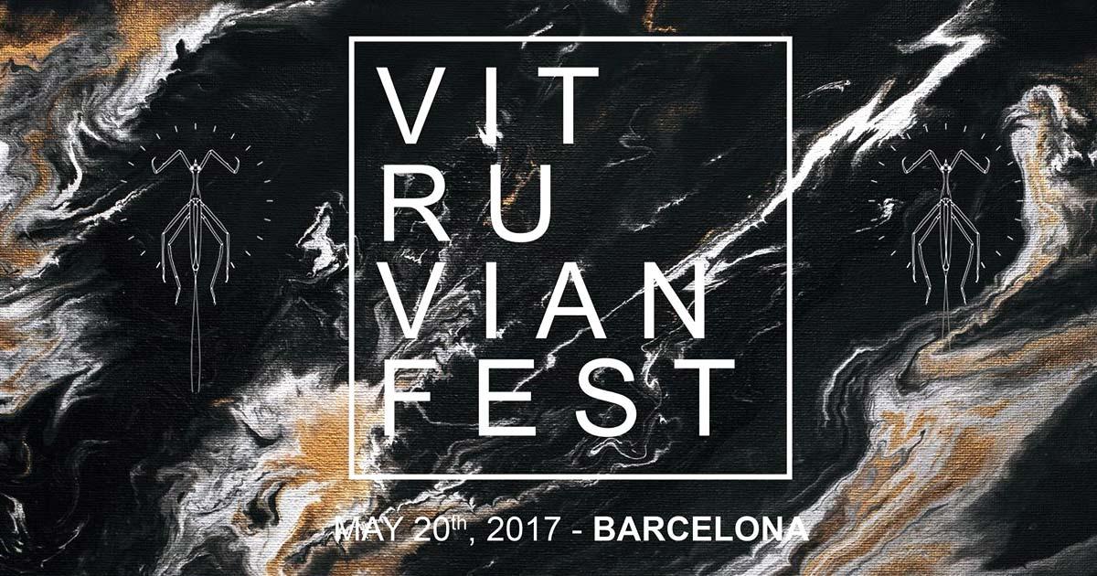 Todo lo que necesitáis saber del 'Vitruvian Fest'