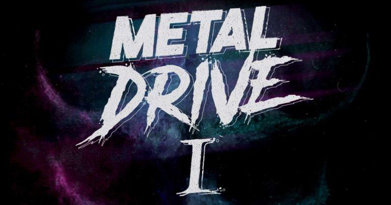 Cartel y detalles del Metal Drive I, 12 de mayo en Madrid