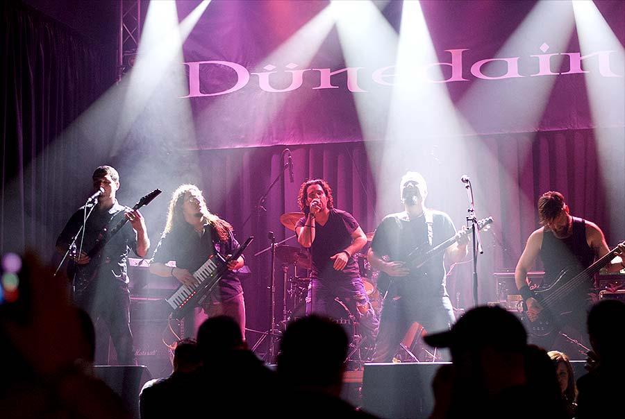 Dünedain, Aasymar y Astral Experience en la Sala Rock City