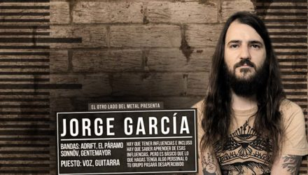 El otro lado del metal (LXXI): Jorge García