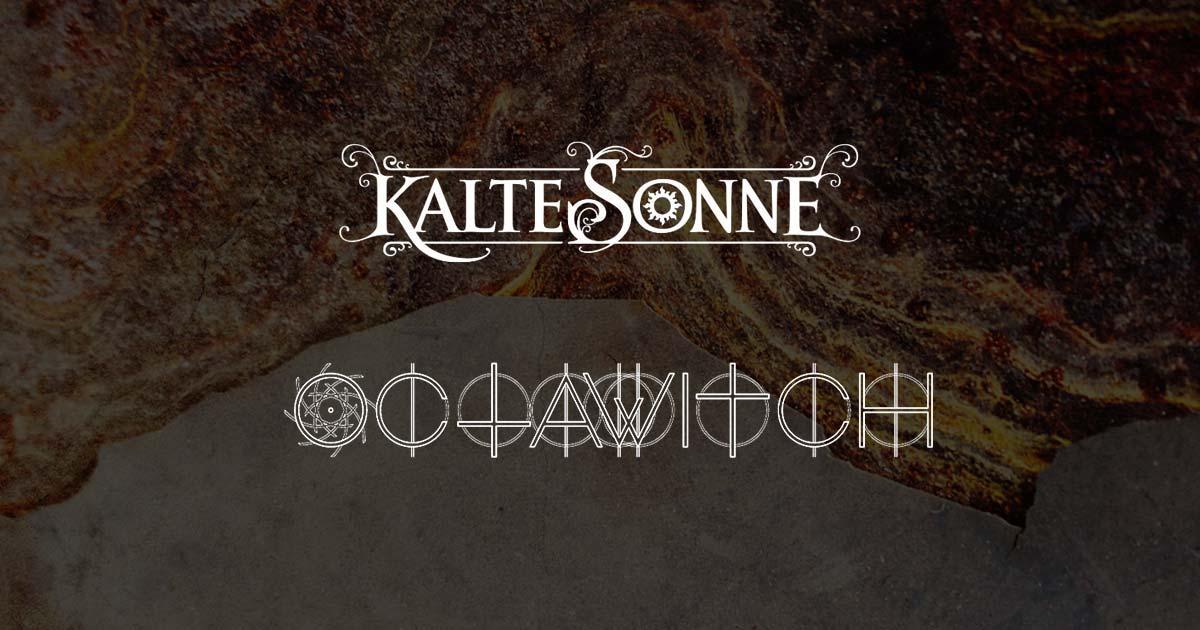 Entrevista Kalte sonne & Octawitch
