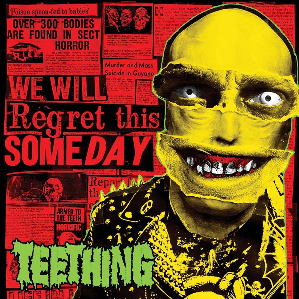 Teething 'We Will Regret Someday'
