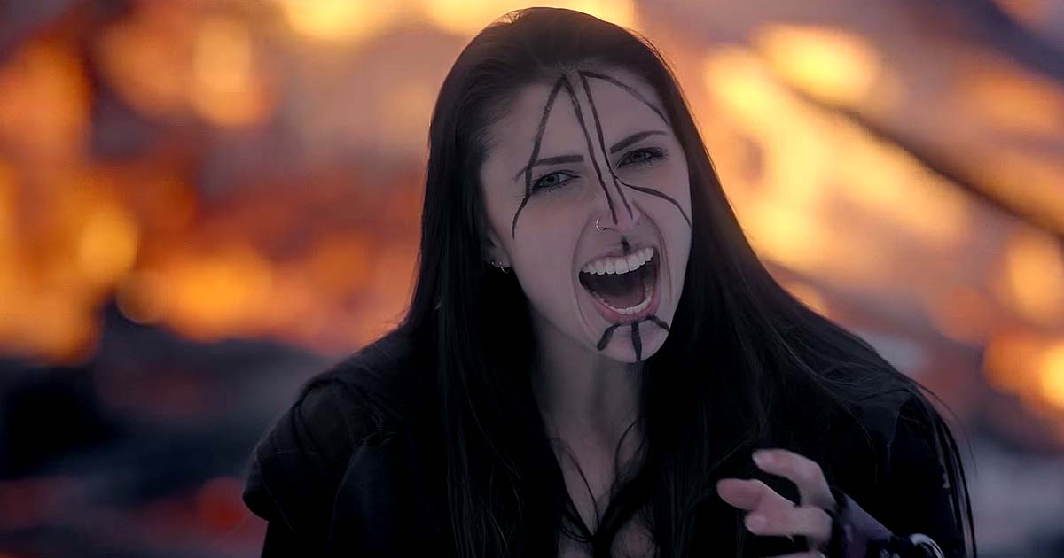 Unleash the Archers y el vídeo de 'Cleanse The Bloodline'