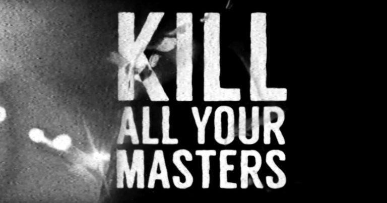 Vallenfyre y el vídeo de 'Kill All Your Masters'