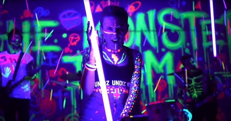 Ankor y el vídeo de 'The Monster I Am'
