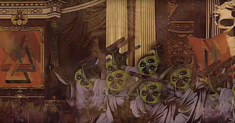 Arcadea y el vídeo de 'Army of Electrons'