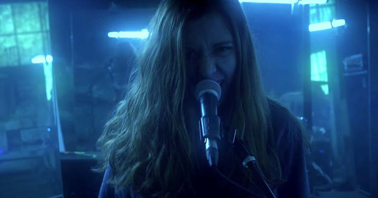 Code Orange y el vídeo de 'Bleeding In The Blur'